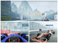 Pirelli Game Screenshots