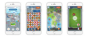 Aerogames Mobile Game Screenshots