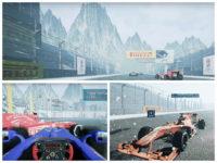 Pirelli Game Screenshots